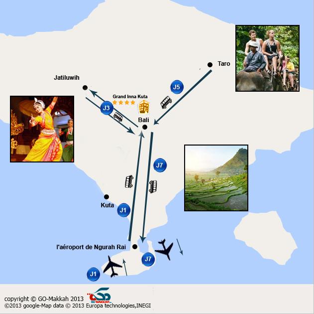 Une semaine à Bali : une des plus belle îles d'Indonésie