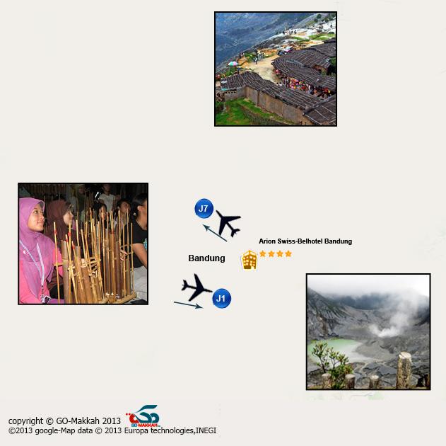 Une semaine en Indonésie à Bandung : Paris d'orient