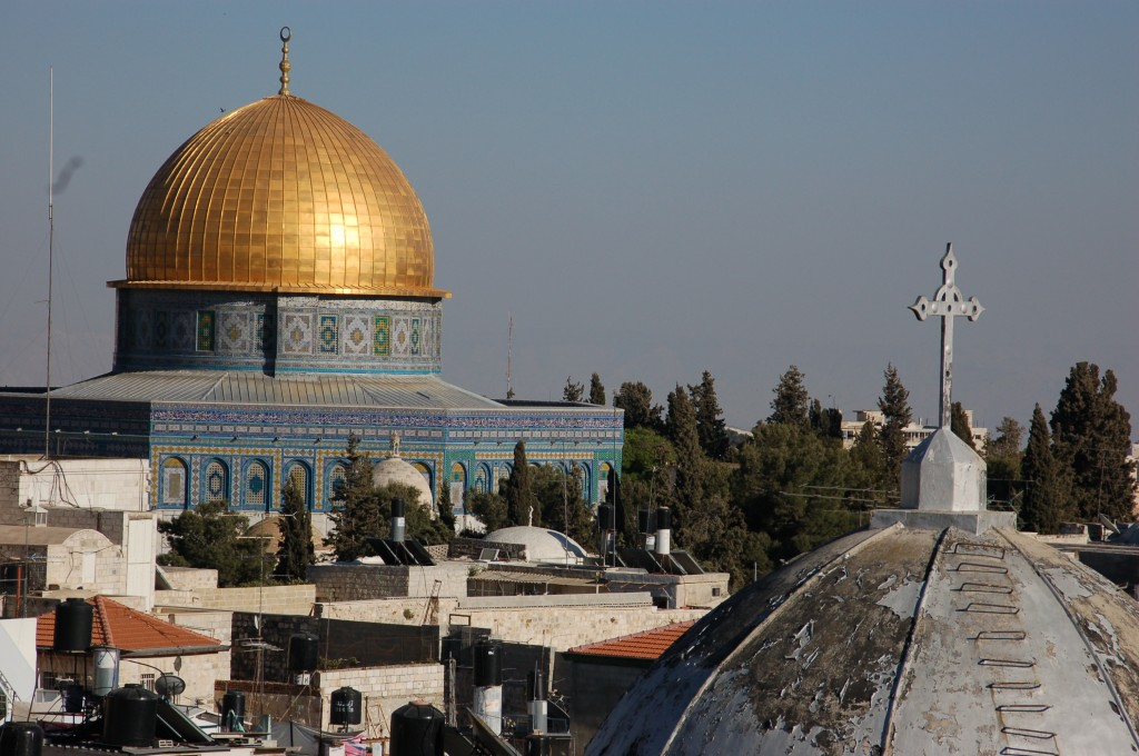 Quelques jours entre Jérusalem – Bethléem – Jéricho et la Mer Morte