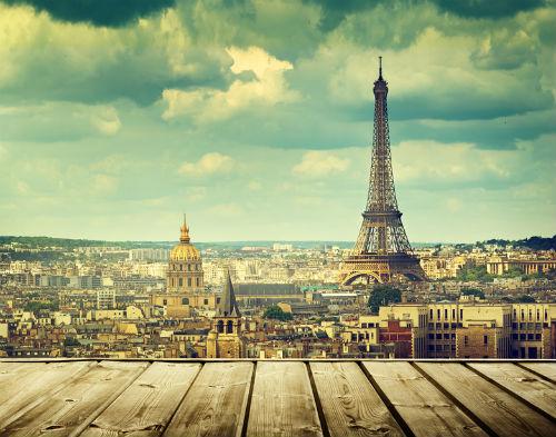 Paris en six jours départ à tout moment