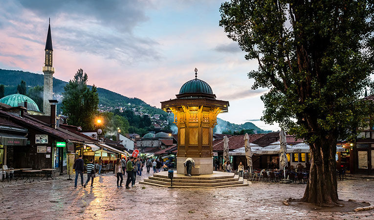 Découverte de La Bosnie en 6 jours