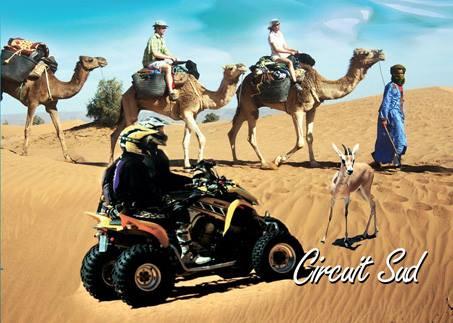 Circuit Grand Sud Tunisien en Demi Pension