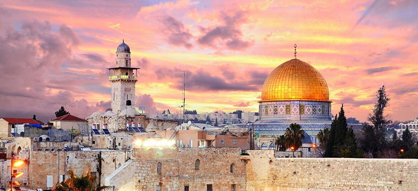 Circuit Jordanie + Palestine (Al Quds) en 8 jours