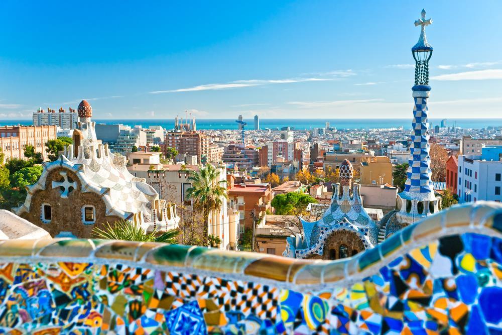 Barcelone en six jours départ à tout moment