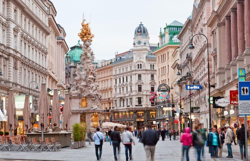 Un circuit à travers les plus belles capitales de l'Europe : Vienne – Prague – Budapest