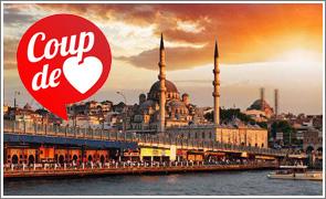 Istanbul a la carte départ à tout moment