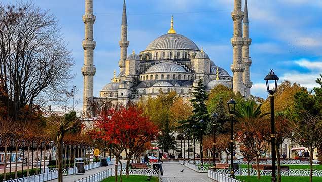 Istanbul en six jours départ à tout moment