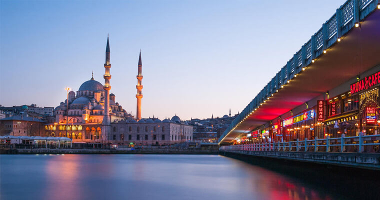 Spécial hiver 2018 : Istanbul en 7 jours