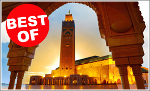 Spécial printemps 2018: Casa & Marrakech