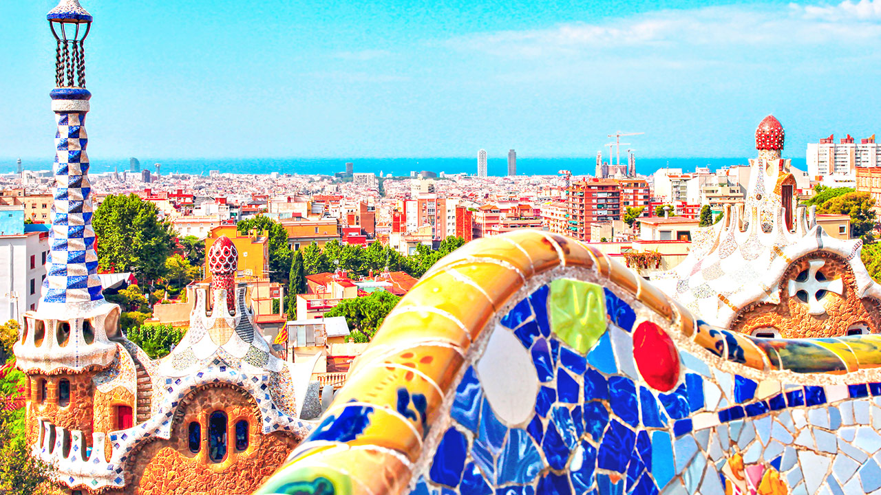 Barcelone spécial vacances Decembre