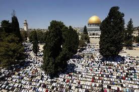 Ramadan 2018 en Jordanie et Palestine : nuit de destin à Al Aqsa