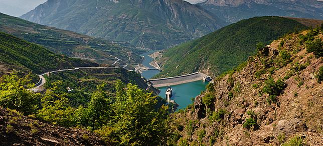Circuit en Albanie d'une semaine en demi pension