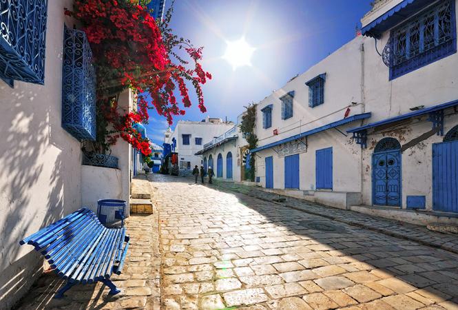 Circuit en une semaine en Tunisie en demi pension