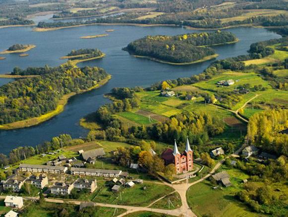 Nature, culture, bien-être et shopping en Biélorussie