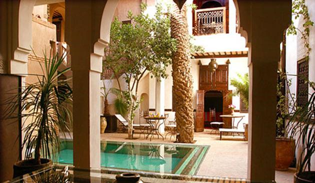 Offre spécial séjour Riad au Marrakech