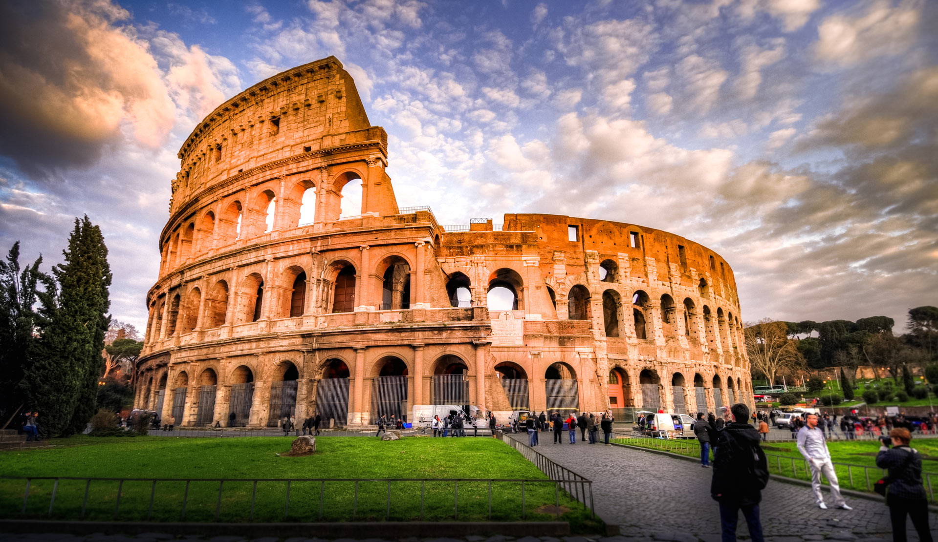 Rome à la carte : Départ à tout moment
