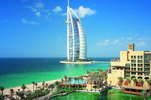 Séjour à Dubai et Abou Dhabi shopping + visites