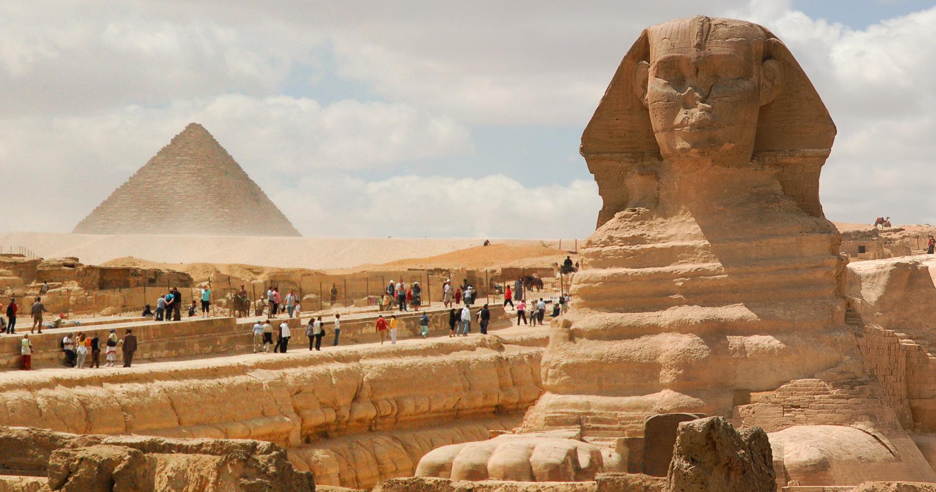 Réveillon Egypte : Le Caire - Luxour Et Hurghada dans 8 jours
