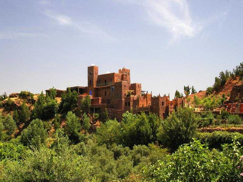 Séjour aventure à Marrakech avec excursion en 4X4