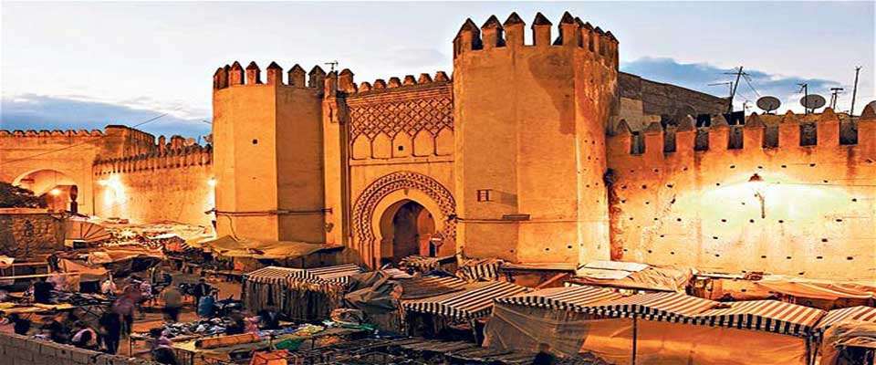 Circuit dans les Villes Impériales du Maroc