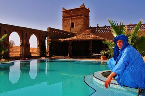 Circuit du rêve au Maroc : du Marrakech à Zagora à travers Fès et Ouarzazate