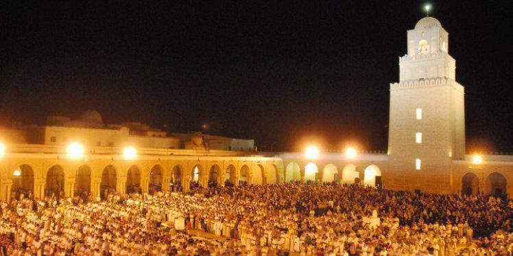 Spécial Mouled à Kairouan