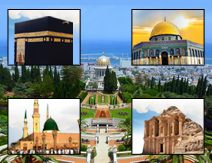 Grand combiné Omra avec la Jordanie et Palestine en Chaaban 2019