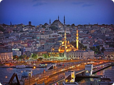 Istanbul spécial Octobre 2018