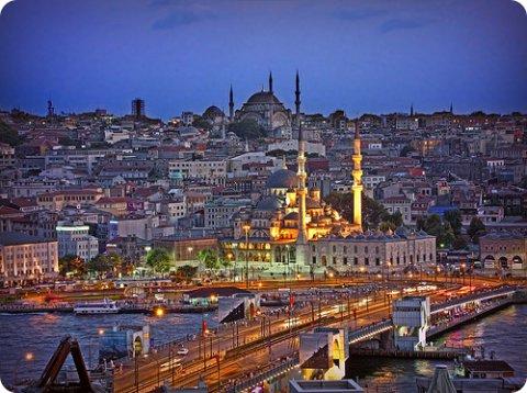 Istanbul spécial hiver 2017