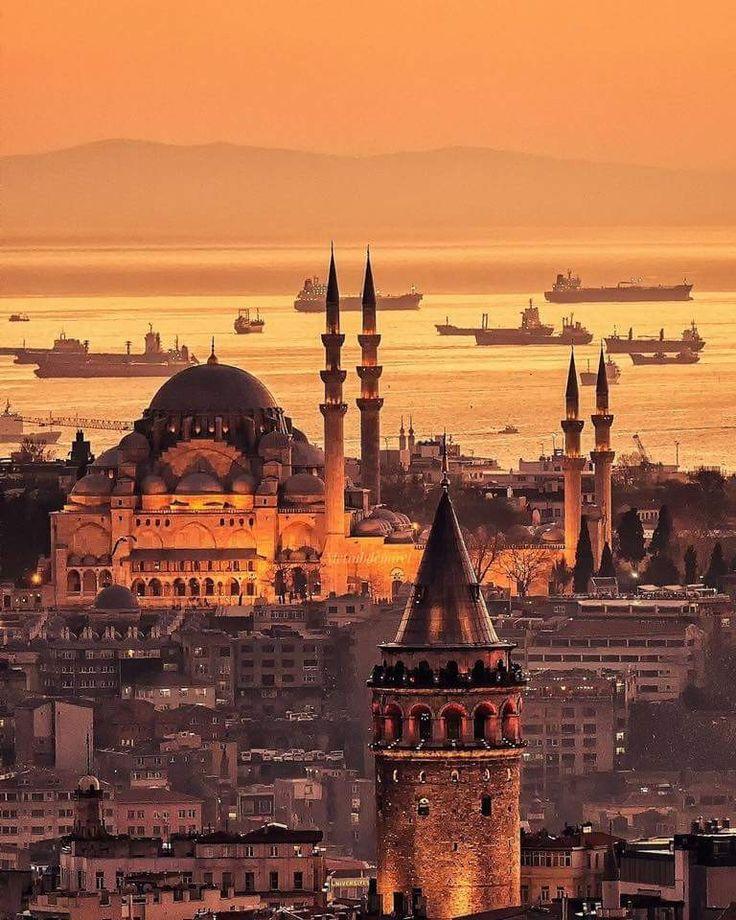 Istanbul Vacance Octobre 2018