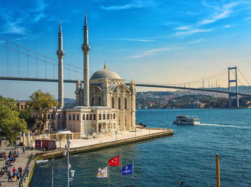 La Turquie de Rêve : Vacances Décembre 2018 à Istanbul