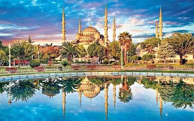 Séjour à Istanbul : TAKSIM en 4*