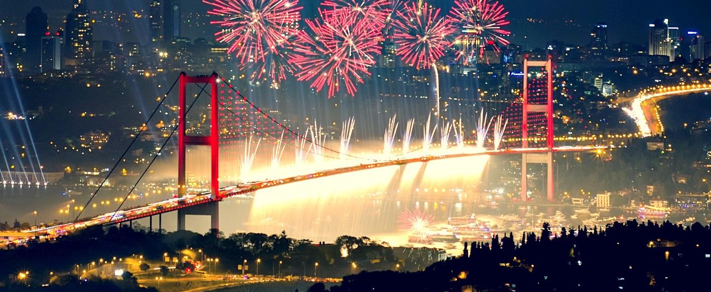 Istanbul : Spécial Reveillon2019