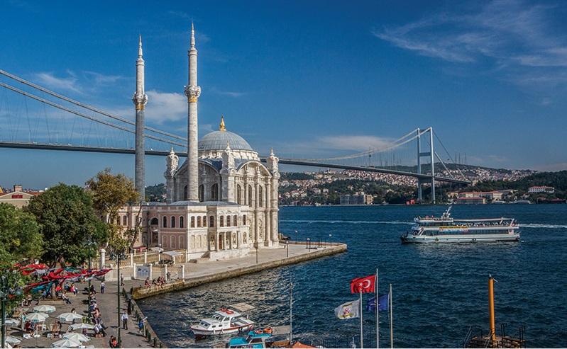 Spécial été 2018 : Istanbul comme jamais visitée en 4*