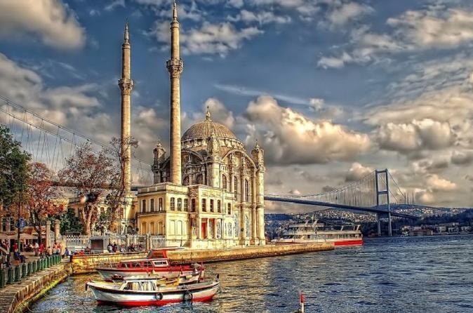 Combiné Antalya et Istanbul en 8 jours Prestige