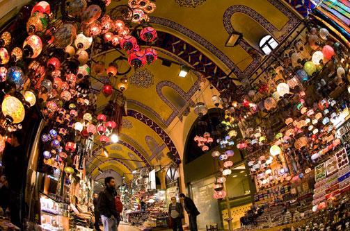 Séjour à Istanbul en vieille ville en 4* en une semaine