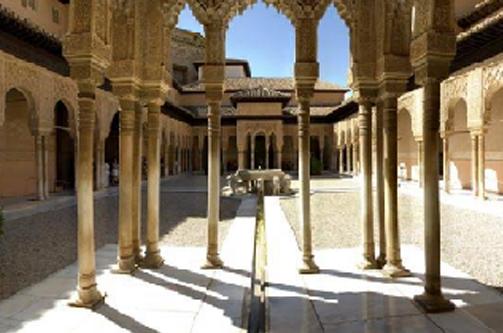 Circuit en Andalousie en demi pension Halal 4* en une semaine