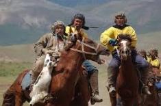 NAVROUZ et BOUZKACHI en Ouzbékistan