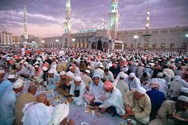 Omra fin Ramadan 2017 à la Mécque proche Haram
