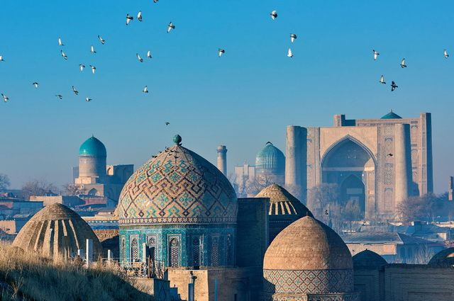spécial Ouzbékistan Festival ''Navrouz Bouzkachi''