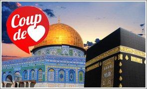HAJJ 2018 combiné avec al Masjid Al Aqsa en VIP