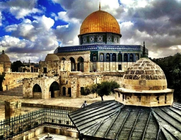 Combiné Istanbul + Jordanie + Palestine avec 2 joumaas