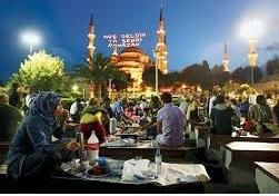 Deux dernières semaines à Istanbul à côté de la Mosquée Bleue