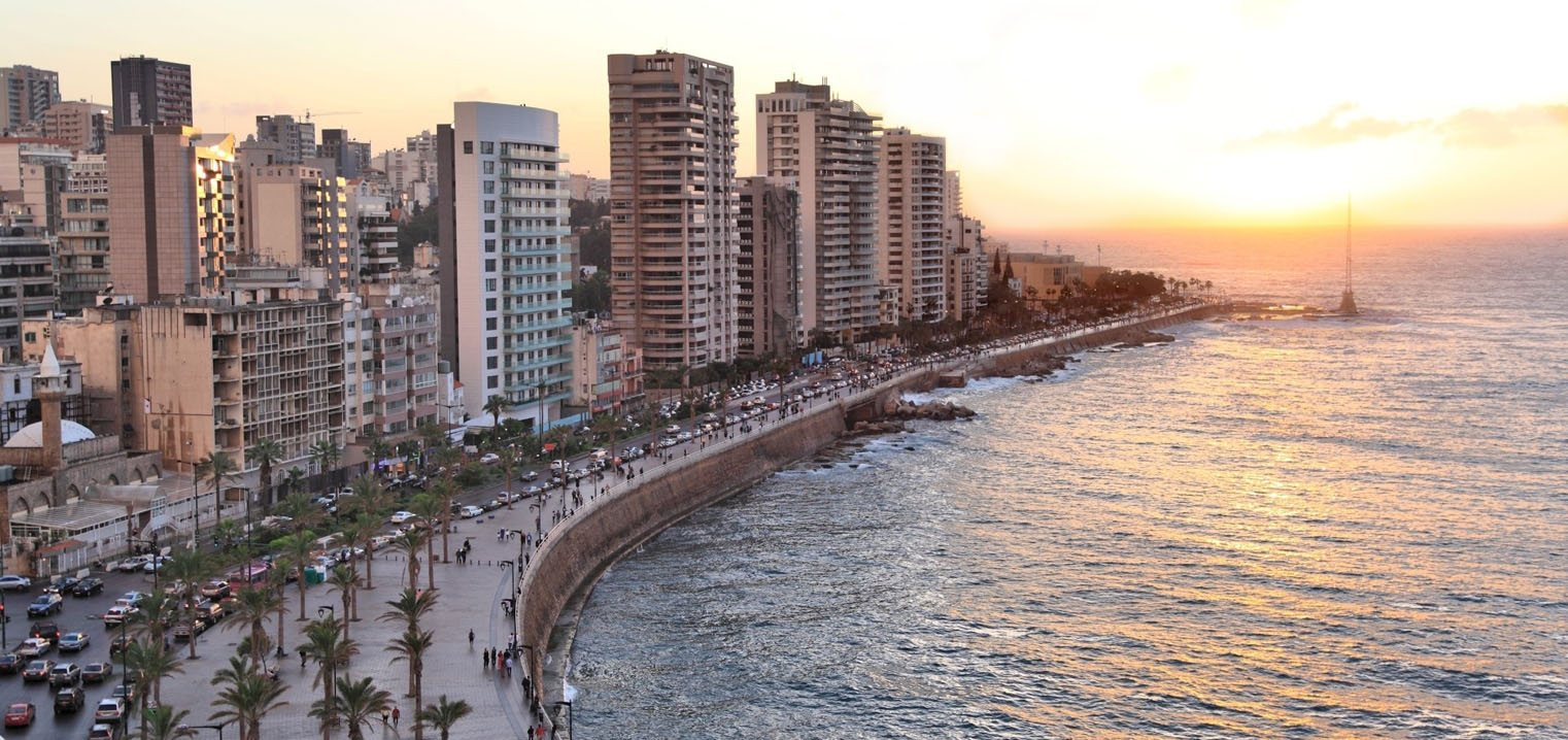 Spécial réveillon 2019 : la charmante Beyrouth