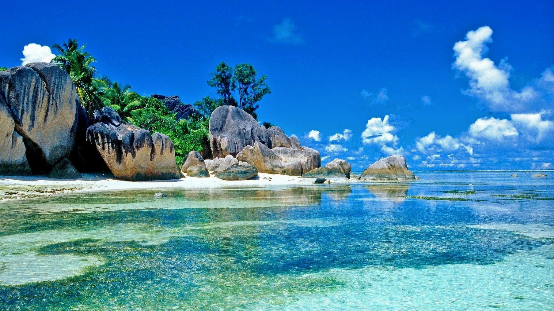 Une semaine à Seychelles - départ à tout moment