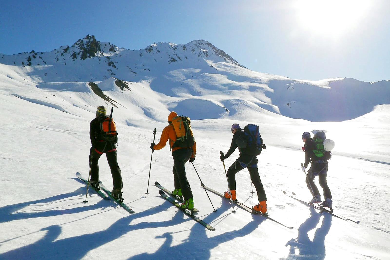 Séjour ski pour les enfants en pension complète (halal)