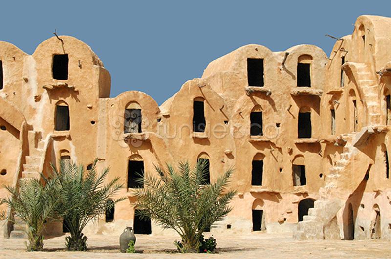 Un jour à Tataouine le coeur du Sahara