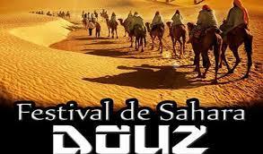 FESTIVAL DU SAHARA DOUZ