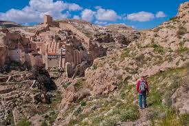 Le Sentier d'Abraham :La Palestine entre histoires, culture et nature