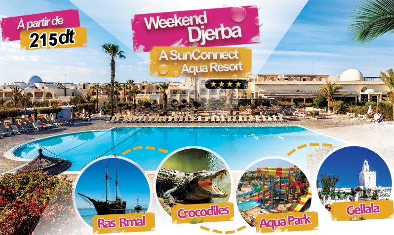 Weekend a DJERBA